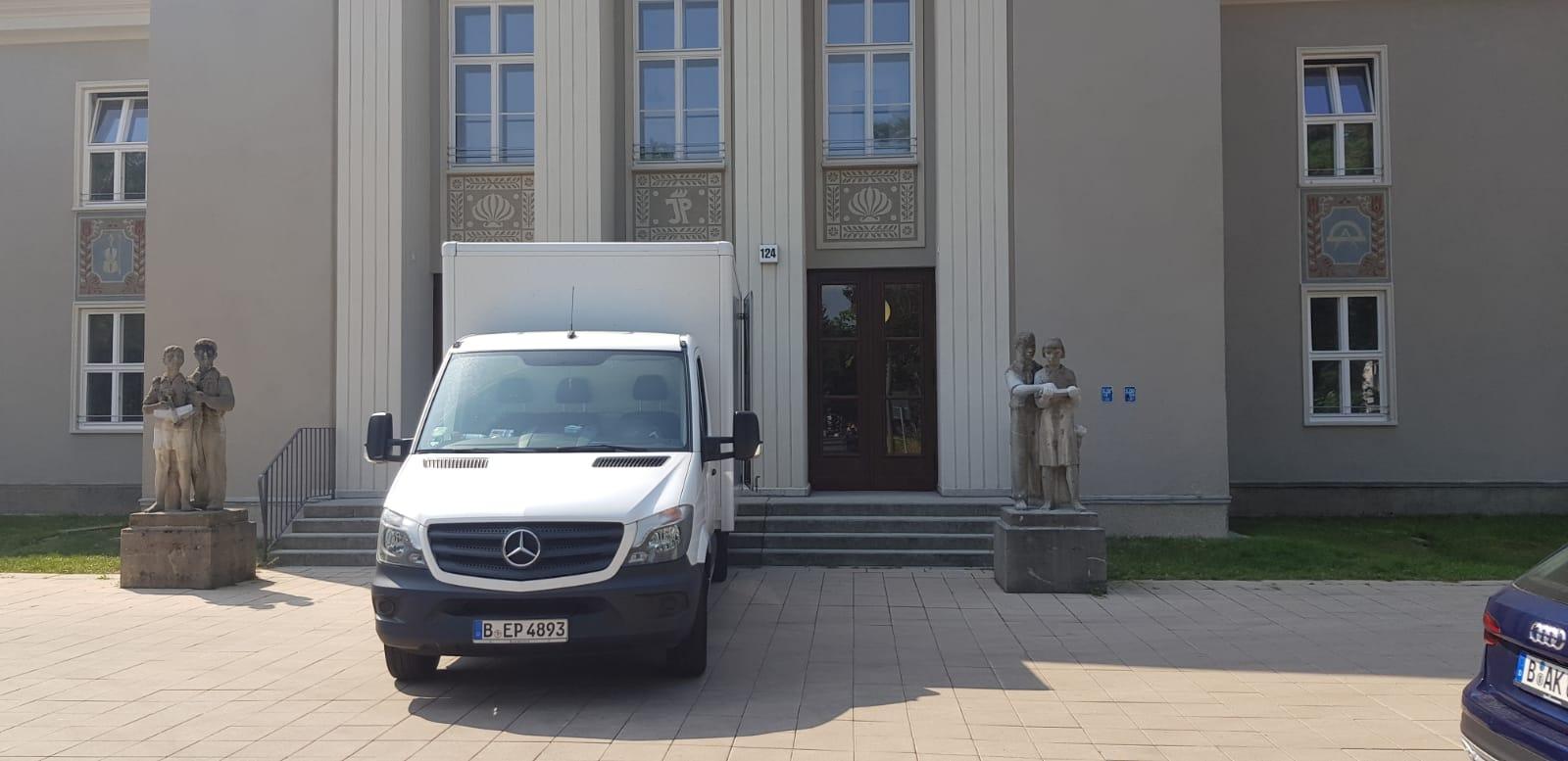 umzugswagen berlin